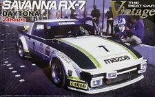 1/24 MAZDA RX-7 Savanna Daytona 1979  Aoshima