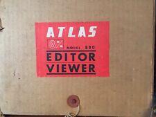 MIB: Vintage Atlas 8mm Editor/Viewer -Model 88- Japan