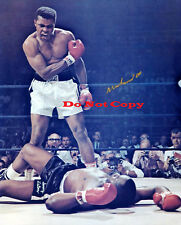 Muhammad Ali autographed 8x10 photo RP