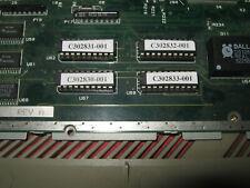 ATARI FALCON 030 : U62, U63, U67, U68 Chips C30283(0/1/2/3)-001 PAl/GAL/IC