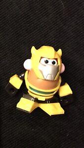 Mr Potato Head Mini Transformers Mixable Mashable Bumble Bee Bumblebee