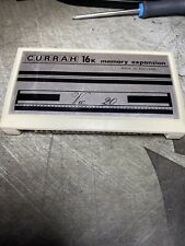 Currah 16k Memory Expansion Ram For Commodore VIC 20