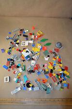 Lot of Loose Bulk Lego Pieces Mixed Building Block Odd Ball Parts Random #1833