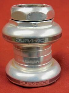 "Very Nice 1987 Vintage Shimano Dura-Ace HP-7400 Alloy Headset English 1"" x 24"