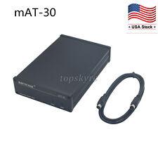 mAt-30 Hf Ham Radio Auto-tuner 120W Auto Tuner Automatic Antenna For Yeasu Us