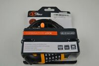 Via Velo Combination Cable Lock (12mm x 4ft)