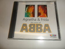 Cd   Agnetha  &  Frida  – The Voice Of ABBA