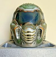 Wearable Doom Eternal Slayer Helmet from the Collectors Edition - No Game