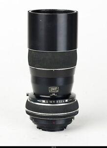 Lens Kilfitt  Macro Zoomar 4/50-125mm for Exakta
