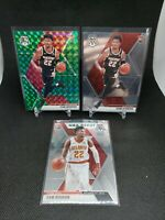 2019-20 Panini Mosaic Cam Reddish (3) Base Lot Green Prizm RC Atlanta Hawks
