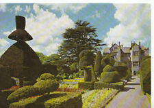 Cumbria Postcard - View of House from Garden - Levens Hall - Kendal - Ref ZZ5589
