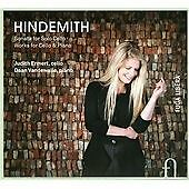 Paul Hindemith - Hindemith: Sonata for Solo Cello; Works for Cello & Piano...