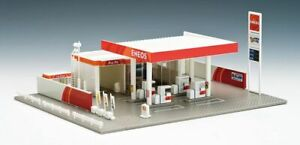 Tomix 4064 Gas Station (Eneos) (N scale)