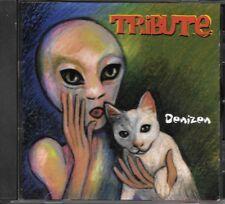 TRIBUTE - Denizen (CD) Grunge Seattle SeeThru Records Label HTF!