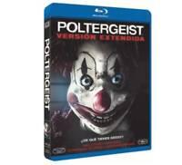 Poltergeist Blu-ray  Versión Extendida  REGION LIBRE.A.B.C