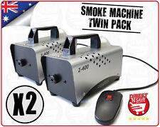 Smoke Fog Machine X2 400W L Z400. Projects up to 3.5m Refurbished Stock. REFURB