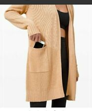 New Lululemon Sincerely Yours Wrap Sweater Cardigan Size Extra Large XL $158