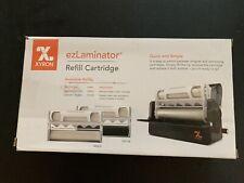 Xyron 2 Sided Laminator Refill Cartridge 3 Mil 60 Roll Xrn145612ez