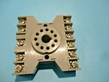 New Idec Sr3p 06 Relay Socket Base 10a 300v 11 Pin