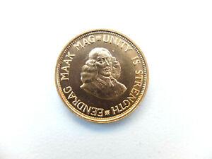 2 Rand 1973 Südafrika South Africa Gold