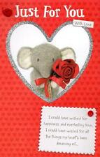 Elliot & Buttons Just For You Valentine's Day Greeting Card Cute Cards