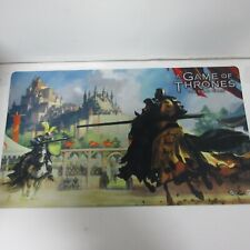 FFG A Game of Thrones LCG Store Championship Playmat Time of Plenty 2018 NEW