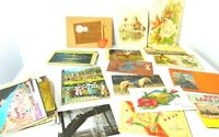 POST CARD LOT 105 PIECE MIX POSTCARDS