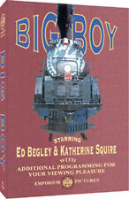 BIG BOY - A 1950's TV Drama On DVD W/Extra Short Subjects and FREE SHIPPING!