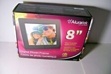 Aluratek ADPF08SF 8-inch Digital Picture Frame TFT LCD