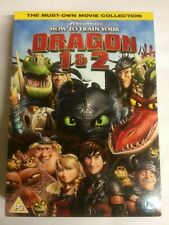 How to Train Your Dragon / How to Train Your Dragon 2  DVD New & Sealed, WI3