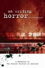 On Writing Horror : A Handbook by the Horror Writers of America 2006 like new
