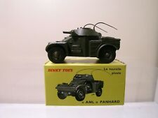 DINKY TOYS FRANCE NR.814 PANHARD AML 1963 MIINT/BOXED 1:55