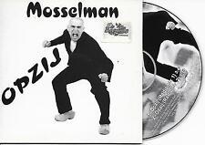 MOSSELMAN - Opzij CD SINGLE 2TR HAPPY HARDCORE 1997 (HERMAN VAN VEEN) Holland