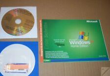 Windows XP Home alemán sp1: CD, manual y Key-adhesivo FSC Fujitsu _ u2