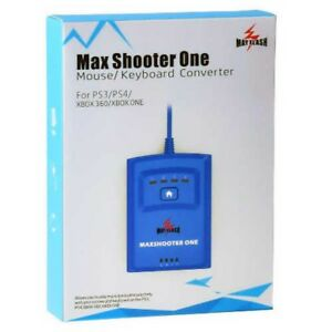 Mayflash PS3 & 4 XBOX 360 & ONE Mouse Keyboard Converter Japan with Tracking