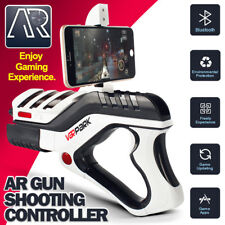 Bluetooth AR Gun 3D Gaming Controllers Gamepad for Mobile Games for IOS Android