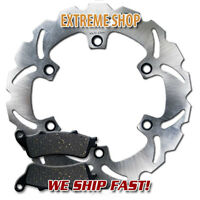 Honda Front Brake Disc Rotor + Pads SW-T 600 Silverwing FJS 600 AB (2011-2015)