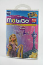 VTech MobiGo Software Disney's Tangled Factory Sealed! NEW See Pictures