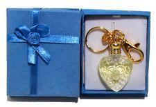 EDMay Hawaiian Sandalwood Aromatic Body Oil Skin-safe Perfume Keychain 1/7 oz