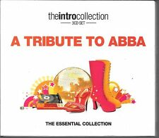 COFFRET 3 CD COMPIL 41 TITRES--A TRIBUTE TO ABBA--THE FABBA GIRLS