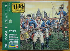 REVELL 1/72 2572 PREUSSISCHE INFANTERIE PRUSSIAN  INFANTRY  7 Years War