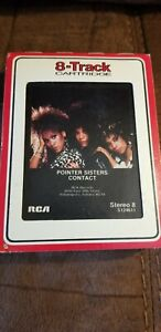 8 Track: Pointer Sisters Contact 1985