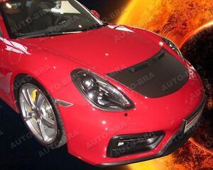BONNET BRA for Porsche 911 Carrera Typ 991 since 2012 STONEGUARD PROTECTOR