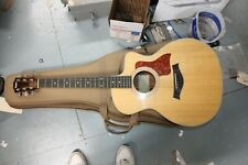Taylor 214ce Acoustic/Electric Guitar with Taylor padded gig bag MINT MINT!