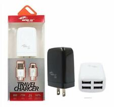 MSMHK Charger PC606 Safe Extreme Speed④USB IPhone 8 -WHITE