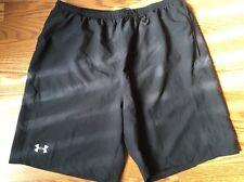 Under Armour Running Shorts Men's XL Heat Gear