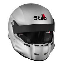 STILO st5r Sintético CASCO / Tapa SNELL sa2015 & fia8859-2015 + HANS Botones