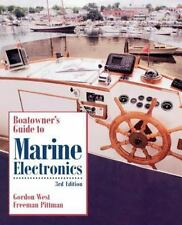 Boatowner's Guide to Marine Electronics by Tom Freeman, Gordon West and...