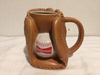 Anheuser Busch Budweiser Baseball Glove Mit Beer Stein Beer Mug Coffee Cup