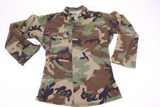 Woodland BDU RAID Mod Modified Uniform Combat Top SMALL-REGULAR (S-R) 52754